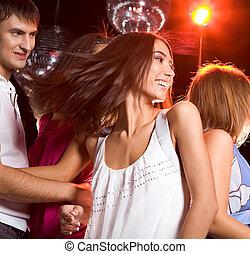 tanz, energisch