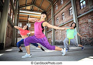 tanz, fitness