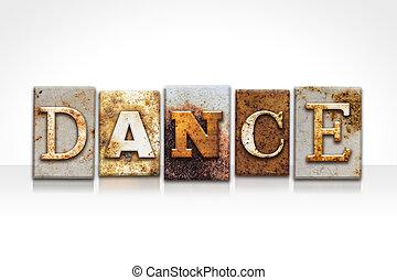 tanz, weißes, begriff, freigestellt, briefkopierpresse