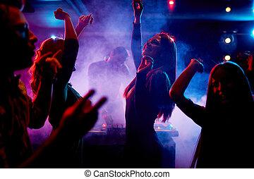 tanzen, disko