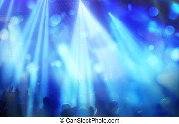 tanzen, party, nachtclub