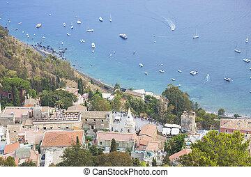 Taormina in Sicily - Italy