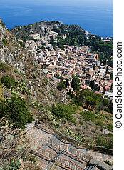 Taormina Sicily, Italy