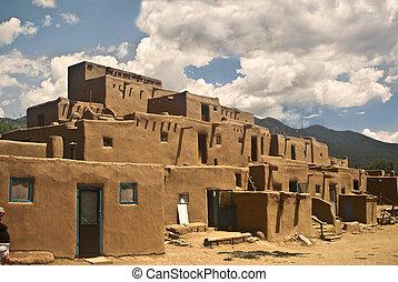 Taos Pueblo - North Section