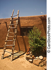Taos Pueblo Residence