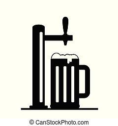 tap bear illustration
