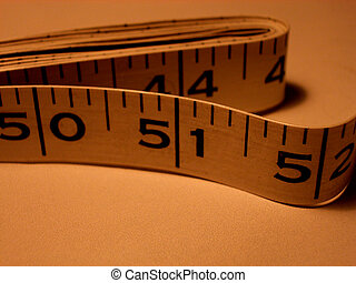 Tape 1 - This is a tape measure.