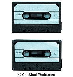 Tape cassette - Magnetic tape cassette for analog audio ...