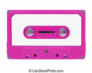 Tape cassette - Magnetic tape cassette for audio music ...