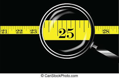 Tape Measure Border