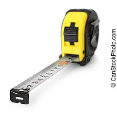 Tape measure front