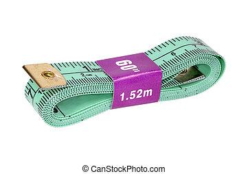 Tape Measure - Isolated Tape Measure