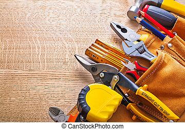 tape measure pliers nippers steel cutter pencil hammer in ...