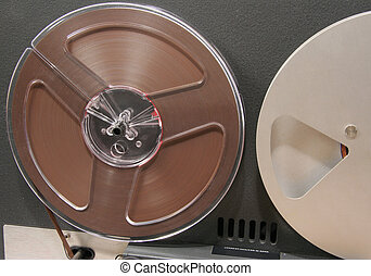 Tape Recorder reels