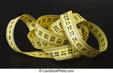 tape - Measuring tape of the tailor for you design