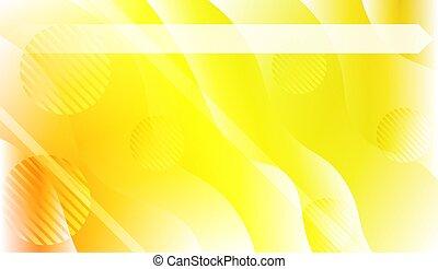 tapet, page., side, illustration, banner, gradient., flyer, abstrakt, afdækket, landgangen, bølge, præsentation, vektor, konstruktion, baggrund., din, farve