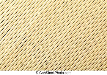 tapete, padrão, diagonal, textura, superfície, fundo, bambu