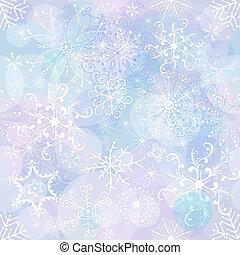 tapete, seamless, weihnachten