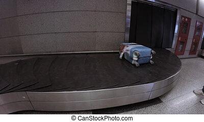 tapis roulant, bagage