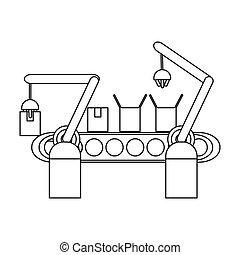Illustrations Clip Art Vecteurs De Tapis Roulant 2 386 Dessins
