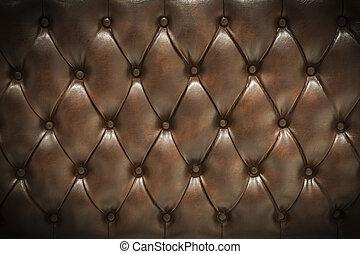 tapisserie ameublement cuir, fond