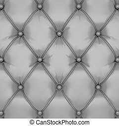 tapisserie ameublement cuir, gris, fond