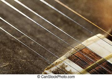 Tar Strings Macro
