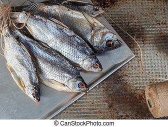 Taranka, Sun Dried Salty River Fish, Classic Beer Snack in ...