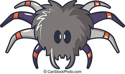 Tarantula icon, cartoon style - Tarantula icon. Cartoon ...