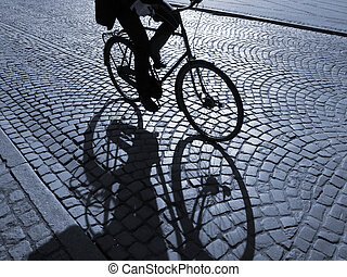 tarde, biking