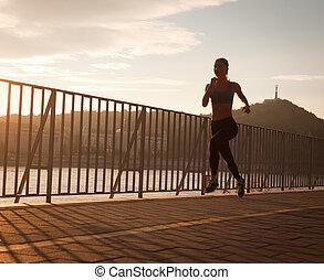 tarde, workout., tarde