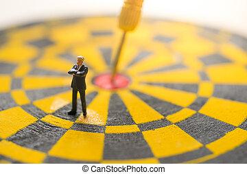 target., 概念, ビジネス