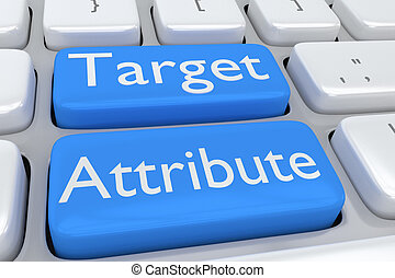 Target Attribute concept