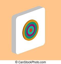 target computer symbol