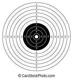Target - Vector illustration of a target