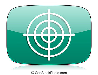 target green icon