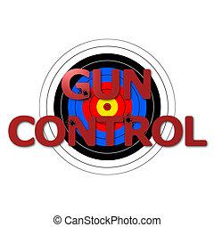 Target Gun Control
