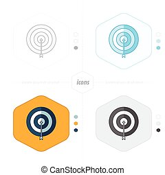 target icon 4 design