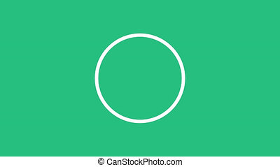 Target icon with flat shadow in PNG format with ALPHA transparency channel
