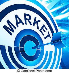 Target Market Means Consumer Targeted Advertising - Target...