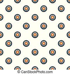 Target pattern seamless