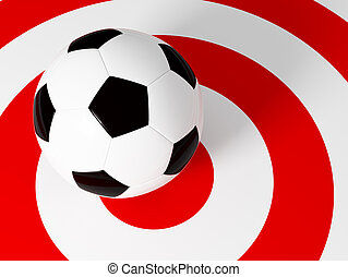 target soccer ball