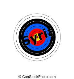 Target Syria