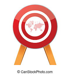 target the world