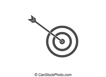 target with arrow icon