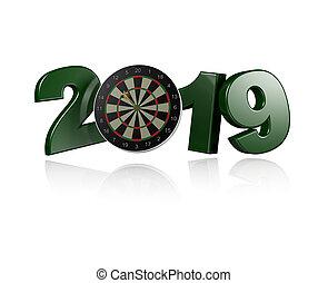Target with Dart 2019 Design