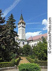 Targu Mures - Administrative Palace.Romania