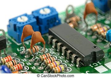 tarjeta de circuito