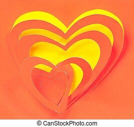 tarjeta de día de los enamorados