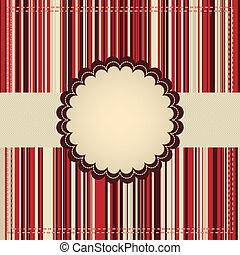 tarjeta de felicitación, template., eps, 8